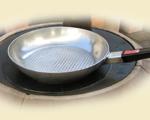 Braten (mit Pfanne im oder auf dem Ofen)