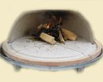 Feuerstelle (bei halbem Seitenaufbau)